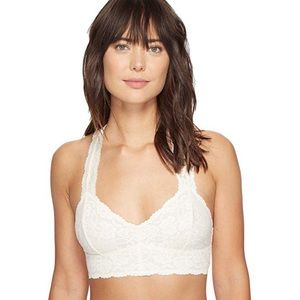 NEW Free People Gallon Lace Racerback